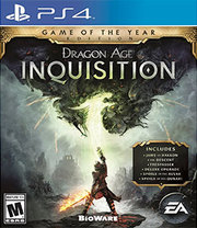Dragon Age: Inquisition Game of the Year Edition para PS4