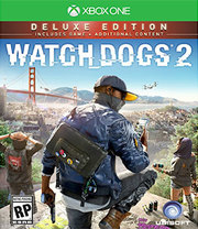 Watch Dogs 2 Deluxe Edition para Xbox One