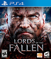 Lords of the Fallen Limited Edition para PS4