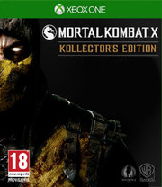 Mortal Kombat X Kollector's Edition para Xbox One