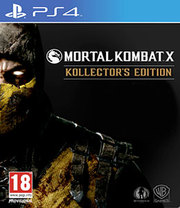 Mortal Kombat X Kollector's Edition para PS4
