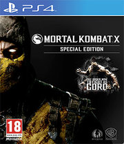 Mortal Kombat X Special Edition para PS4