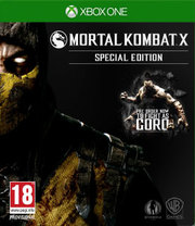 Mortal Kombat X Special Edition para Xbox One