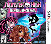 Monster High: New Ghoul in School para 3DS