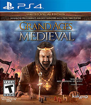 Grand Ages Medieval para PS4