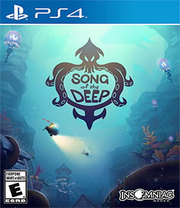 Song of the Deep para PS4