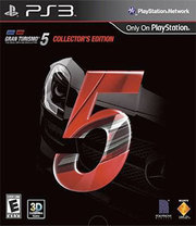 Gran Turismo 5 Collector's Edition para PS3