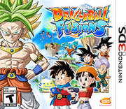 Dragon Ball: Fusions para 3DS