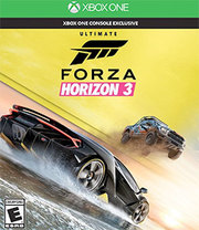 Forza Horizon 3 Ultimate Edition para Xbox One