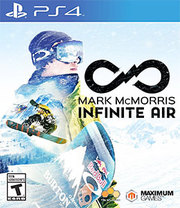 Mark McMorris Infinite Air para PS4