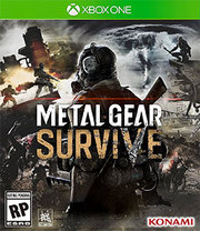 Metal Gear Survive para Xbox One