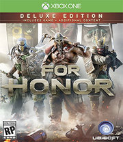 For Honor Deluxe Edition para Xbox One