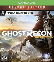 Tom Clancy's Ghost Recon: Wildlands Deluxe Edition
