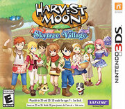 Harvest Moon: Skytree Village para 3DS