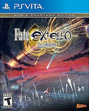 Fate/Extella: The Umbral Star Noble Phantasm Edition para PS Vita