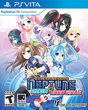 Superdimension Neptune VS Sega Hard Girls para PS Vita