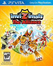 Invizimals: The Alliance para PS Vita