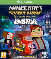 Minecraft: Story Mode - The Complete Adventure para Xbox One