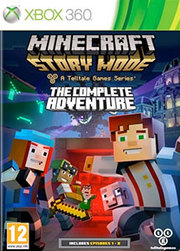 Minecraft: Story Mode - The Complete Adventure para XBOX 360