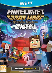 Minecraft: Story Mode - The Complete Adventure para Wii U