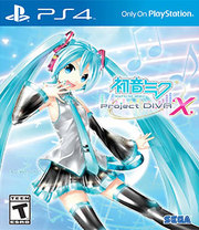 Hatsune Miku: Project Diva X para PS4
