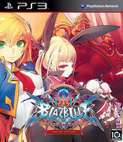 BlazBlue Central Fiction Limited Edition para PS3