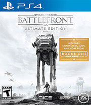 Star Wars: Battlefront Ultimate Edition para PS4