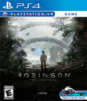 Robinson: The Journey para PS4