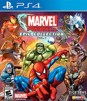 Marvel Pinball - Epic Collection: Volume 1 para PS4