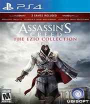 Assassin's Creed: The Ezio Collection para PS4