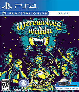 Werewolves Within para PS4