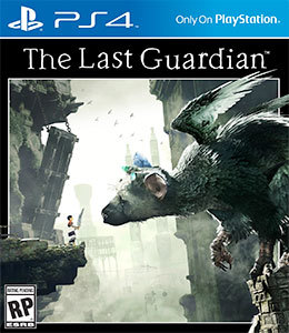 The Last Guardian Collector's Edition para PS4