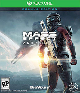 Mass Effect: Andromeda Deluxe Edition para Xbox One