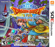 Dragon Quest VIII: Journey of the Cursed King para 3DS