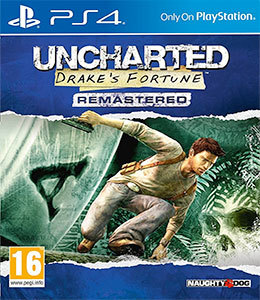Uncharted: Drake's Fortune para PS4