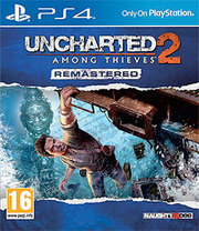 Uncharted 2: Among Thieves Remastered para PS4