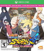 Naruto Shippuden: Ultimate Ninja Storm 4 - Road to Boruto para Xbox One