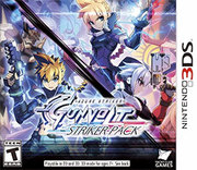 Azure Striker Gunvolt: Striker Pack para 3DS