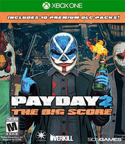 Payday 2 The Big Score para Xbox One
