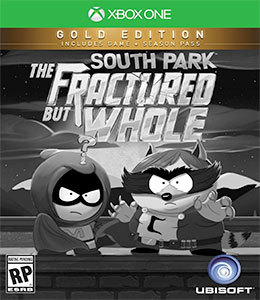 South Park: The Fractured But Whole Gold Edition para Xbox One