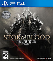 Final Fantasy XIV: Stormblood para PS4