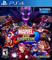 Marvel vs. Capcom: Infinite para PS4