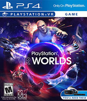 PlayStation VR Worlds para PS4
