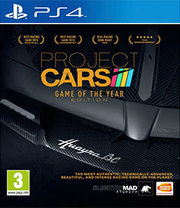 Project CARS Complete Edition para PS4