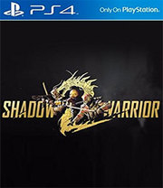 Shadow Warrior 2 para PS4