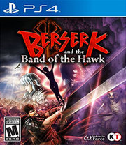 Berserk and the Band of the Hawk para PS4