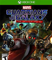 Marvel's Guardians of the Galaxy - The Telltale Series para Xbox One