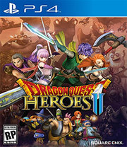 Dragon Quest Heroes II para PS4