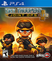 Tiny Troopers: Joint Ops para PS4