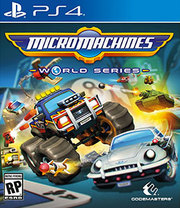 Micro Machines World Series para PS4